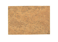 More details for natural cork sheet 15cmx10cm thickness 1.5mm