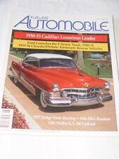 Collectible Automobile Magazine June 1999 Vol 16 - No 1