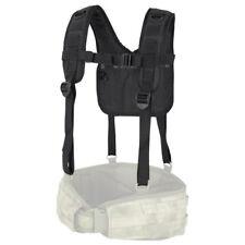 Condor Tactical H-harness MOLLE Webbing Army Patrol Police Security Guard Black