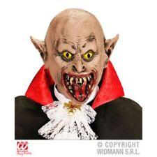 Maschere Widmann in latex per carnevale e teatro dalla Spagna