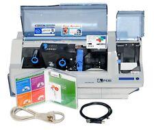 Zebra P430i Dual-Sided ID Card Printer USB/Ethernet Mag-Stripe/Smart Card Enc