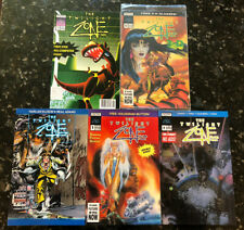 Twilight Zone 1 Prestige, Computer & Science Fiction Special, Annual 1993 & 3-D