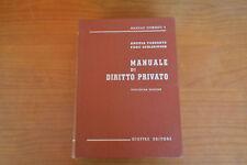 Torrente Schlesinger Manuale di Diritto Privato GIUFFRE' 1981