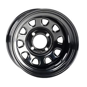Delta Steel Wheel For 1998 Kawasaki KVF400 Prairie 4x4 ATV ITP 1225565014