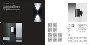 BEGA 6615 Wandfluter für Fassade - 2 Stück (Ohne Leuchtmittel)