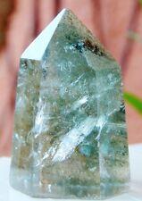 Schamanenstein Kristall * Heilstein Schutzstein Reiki Geschliffen Quarz Shamanic