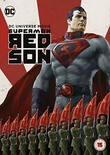 Superman - Red Son DVD Region 2