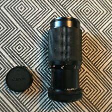 Canon - objectif SIMKO 80-200 f/4,5