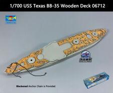 Trumpeter 1/700 USS Texas BB-35 Wooden Deck 06712