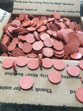"SILICONE DISCS 3/16"" Thick High Temp 1""3/16"" Round"