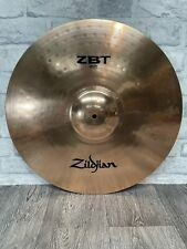 """More details for zildjian zbt rock 20"""" ride cymbal / drum accessory / hardware"""
