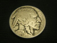 1915-S Key Date Buffalo Indian Nickel  each additional coin ships free