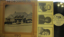 Checkmates Ltd. - F/S/O  (Rustic Records 2004) (Sonny Charles, Bobby Stevens) PL