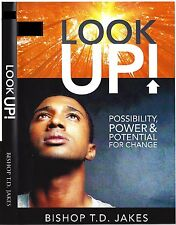 Look Up - Possibility Power & for Change - 2 CDs -  T.D. Jakes - Lower price !