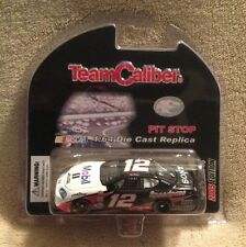 Ryan Newman 1/64 Team Caliber Mobil 1 Alltel #12 2005 edition Dodge Charger
