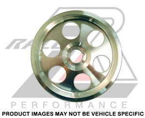 Ralco RZ Crank Pulley FOR Acura MDX RL TL & Honda Accord 03-08 / Saturn Vue J35A