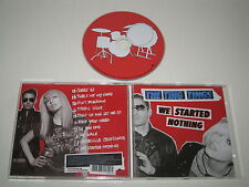 The Ting Tings/we started Nothing (Sony bmg/886973145425) CD Album