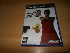YAKUZA FURY SONY PLAYSTATION 2 PS2 PAL * NEW* SEALED PAL