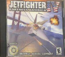 JetFighter IV: Fortress America Jewel Case (PC, 2002)