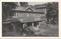 House of David Park, House of David, Eden Springs, Benton Harbor MI Postcard