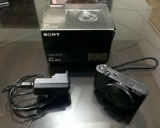 Sony Cyber-Shot DSC-RX100 20.2MP Premium Compact Digital Camera 1