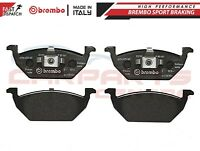 BREMBO GENUINE ORIGINAL PREMIUM BRAKE PADS PAD SET FRONT AXLE P85041