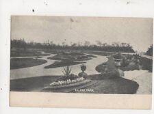 Bolton Park Vintage Postcard 633a