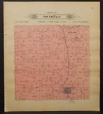 Nebraska, Lancaster County Map, 1903, Township of South Pass, L1#42