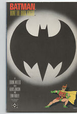 Batman Dark Knight Returns 3 DC 1986 FN 1st Print Frank Miller Superman Robin