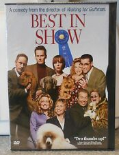 Best in Show (DVD, 2001) PARKER POSEY EUGENE LEVY COMEDY SNAPCASE BRAND NEW