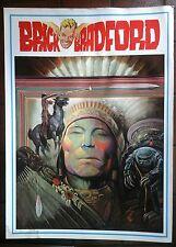 BRICK BRADFORD tavole domenicali a colori collana gertie daily 122 comic art