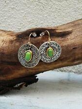 Anthropologie Circle Dangle Earrings **NEW**