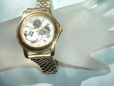 VINTAGE LORUS Walt Disney MICKEY MOUSE WATCH Wristwatch Chronograph Mens Womens