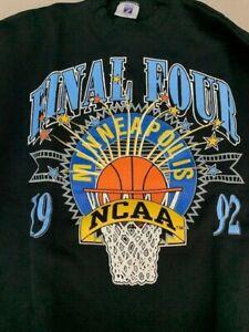 1992 Final Four Sweatshirt Minneapolis NCAA