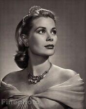 1956/83 Vintage GRACE KELLY Film Actress Princess Monaco 11x14 By YOUSUF KARSH