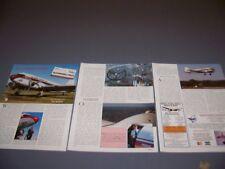 "VINTAGE..DC-3 ""DAKOTA NATIONAL AIR"" HISTORY.HISTORY/PHOTOS/DETAILS..RARE! (288P)"