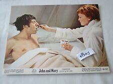 1969 JOHN AND MARY Hoffman Mia Farrow Movie Lobby Card Press Photo 8 x 10 B