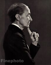 1956/83 Vintage GEORGIA O'KEEFFE Artist Painting Photo Art 8x10 By YOUSUF KARSH