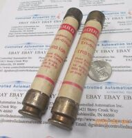 Gould Shawmut TRS10R Fuse/Fuses, Lot of 2