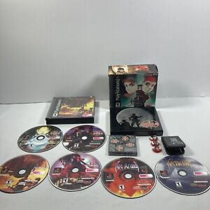 Arc the Lad Collection (Sony Playstation 1, PS1) Near Complete, (6/6 Discs) READ