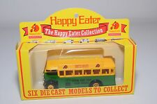? DAYS GONE LLEDO HAPPY EATER COLLECTION BUS GREEN YELLOW MINT BOXED