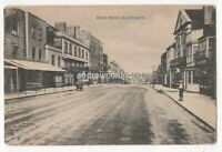 High Street Lymington Hampshire 1904 Postcard 075c