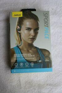 Jabra Sport Pace Wireless Bluetooth Earbuds - Blue