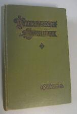 Kursächsiche Streifzüge *Otto Eduard Schmidt * 5.Band aus dem Erzgebirge  1922