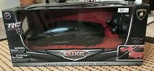 Lamborghini Aventador LP700-4 Luxe Radio Control - Black