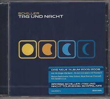 SCHILLER / TAG UND NACHT * NEW CD 2005 * NEU *