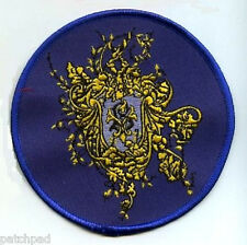 FINE BRITISH EMBROIDERED HARRY POTTER MAGIC STUDY BEAUXBATONS ACADEMY TEAM CREST