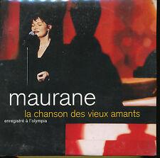 MAURANE CDS EU BREL LA CHANSON DES VIEUX AMANTS (2)