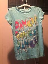 """Girls Circo """"Dance""""  Short Sleeve Shirt Size XL 14/16"""