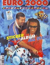 EURO 2000 (NO PANINI) COMPLETE ALBUM  WITH ALL STICKERS (MISSING 1)- GROSS ITALY